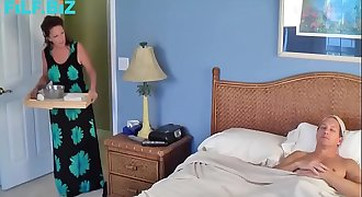 Mom Takes Off Son'_s Circumcision Bandage - FREE Full Mom Sex at FiLF.BiZ