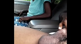 homeless black lady suck and fuck