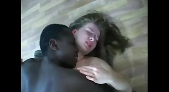 Teen interracial creampie