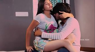 Indian Hot Romantic Pinky Bhabhi Hookup With His Bf in VIllage bdmusicz.com