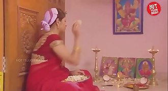 Hot Desi Aunty Romance with her Husband'_s Brother Swetha