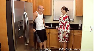 [Taboo Passions] Son get'_s nasty with mom Madisin Lee in Gotta Workout